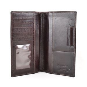 Franklin Covey Leather Wire Bound Pocket Cover USA